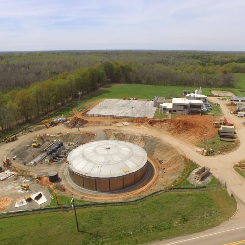 Hope Water and Light Water Treatment Plant Expansion