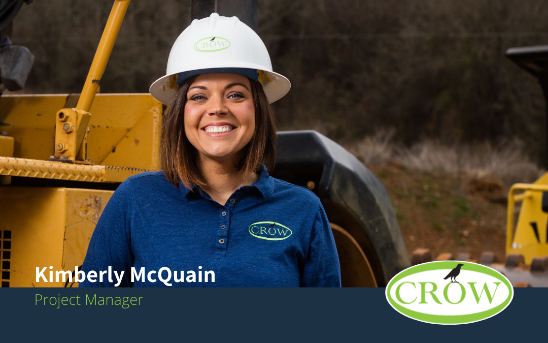 Kimberly McQuain Promoted to Project Manager