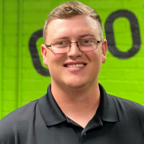 Crow Group Project Manager Austin Foshee