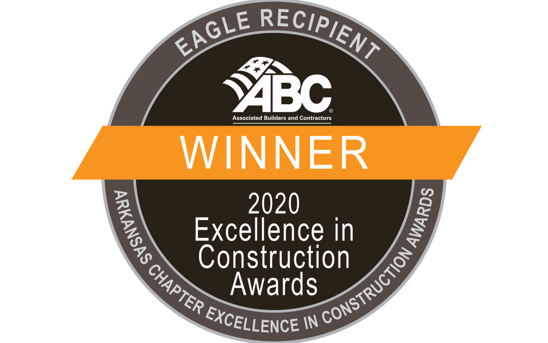 Crow Group Receives Excellence in Construction Awards