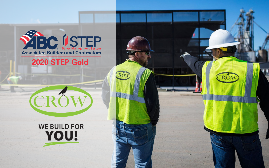 Crow Group Achieves Gold in ABC STEP Safety Management System